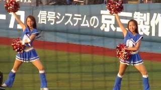 ディアーナ(diana)/夕陽の中カッコいいdiana!/2017.6.15 横浜DeNA...