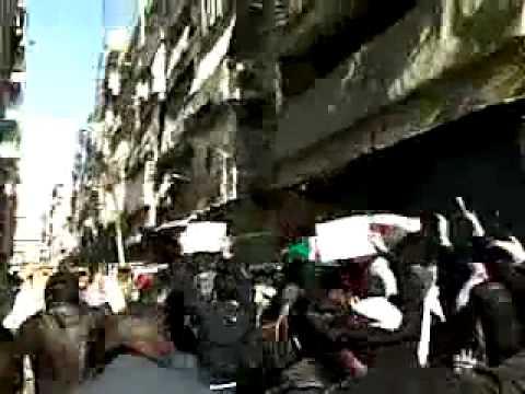 حلب -  السكري || جامع أويس القرني 3-2-2012