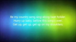 "Cole Swindell ""Get Up"" - Lyrics"