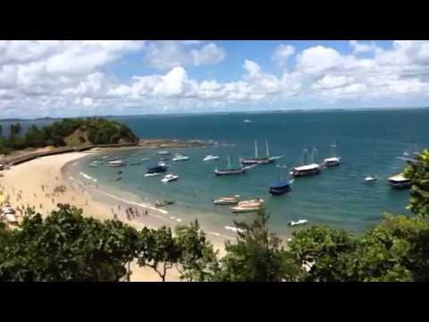 Visita à Ilha dos Frades (Salvador/BA)