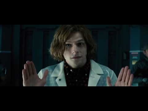 Batman v Superman  EXTENDED Lex Luthor At Kryptonian Ship