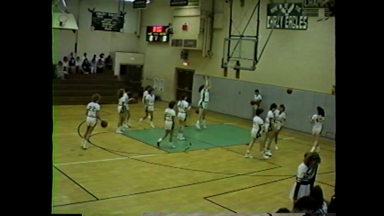 Chazy - Willsboro Girls  12-8-87