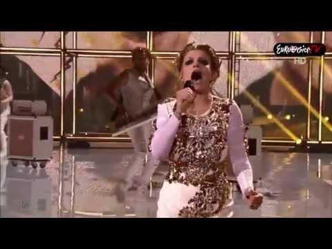 Emma Marrone - La Mia Città (Final at Eurovision Song Contest 2014)