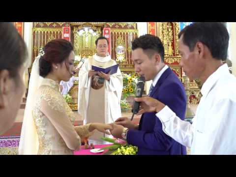 Wedding Cao The Thuy Hang