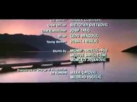 From The Movie   Savior 1998  / Uspavanka / Lullaby