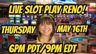 Live Stream Slot Play-Winning at Atlantis in Reno