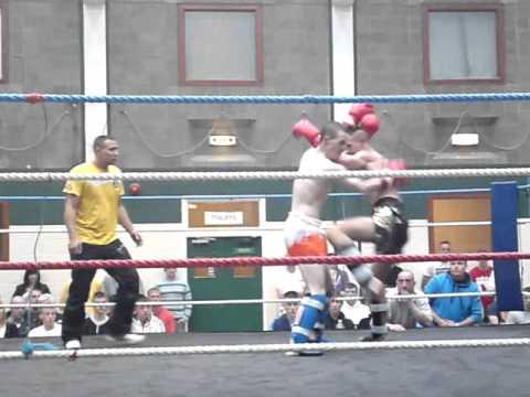 Eric Keane (Spartan Thai) vs Conor Califf (Dundalk) Round 1