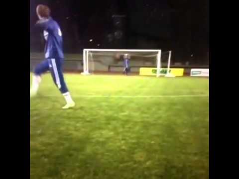 Eva Carneiro Chelsea free kick