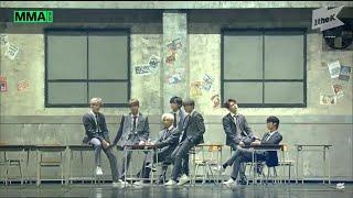 2019 MMA (멜론 뮤직 어워드) BTS (방탄소년단)- Boy in Luv (상남자) + Boy With Luv (작은 것들을 위한 시)