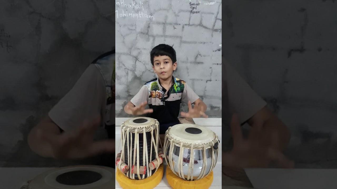 shiv tandav stotra  with tabla