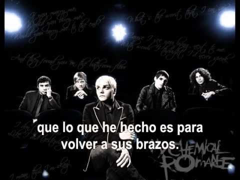 my chemical romance my way home is through you subtitulada en español
