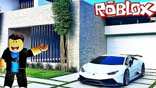 MY NEW HOME AT €1,000,000! Roblox!