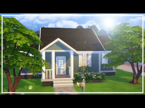 The Sims 4: Speed Build - Cape Cod Starter