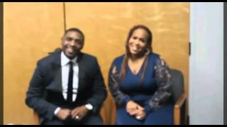 Tina and Teddy Campbell Interview Part 1