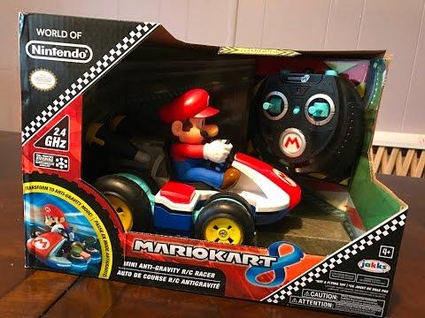 World Of Nintendo | Mario Kart 8 Mini Anti-Gravity RC Racer