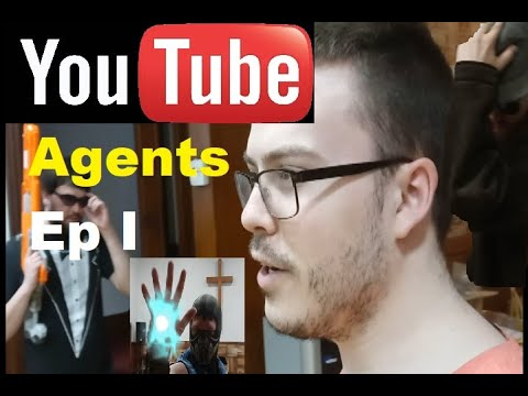 Download The Youtube Agents Ep 1-  James and the return of Agent X: ft cjtvstation8