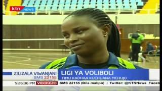 Shirikisho la voliboli nchini labadilisha tarehe ya mechi za mchujo | #ZilizalaViwanjani