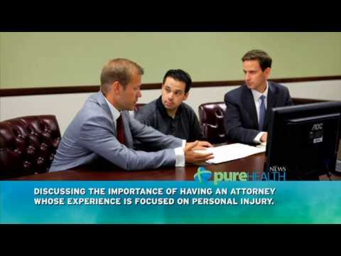 If you are looking for an injury attorney in Las Vegas it is best to find a lawyer (or law firm) that specializes in personal injury. Mainor Wirth Injury Lawyers specializes in injury cases and does them extremely well.  Check out all the testimonials and reviews in this video.