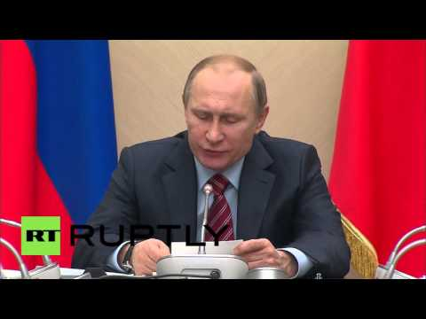 Russia: Putin calls to cut red tape at Agency for Strategic Initiatives meeting