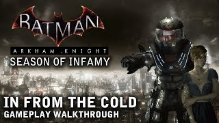 Batman - Arkham Knight - Season of Infamy: In from the Cold (PS4)