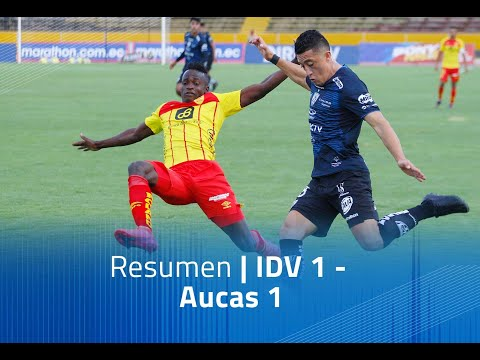 Independiente del Valle Aucas Goals And Highlights