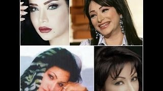 صور لجين عمران قبل و بعد عمليات  التجميل