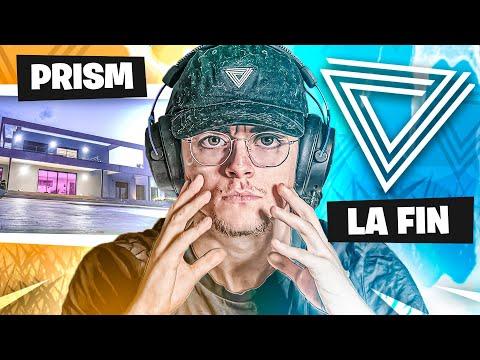 Je quitte Prism