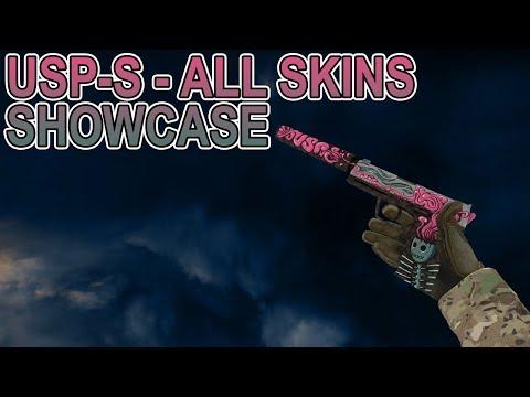 CS:GO   USP - S - All Skins Showcase + Prices 2018