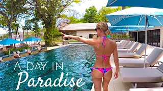 Relaxing Girls day in PARADISE | Day 4 | Costa Rica