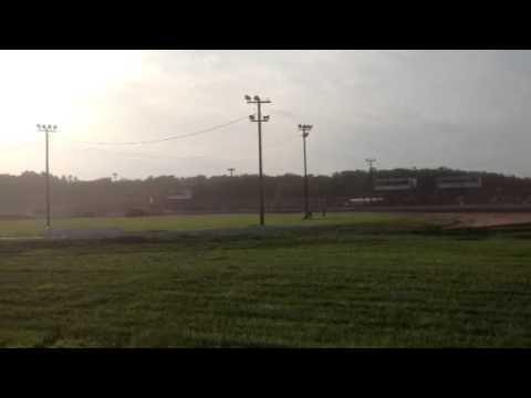 Doug Rohr Sportsman Heat Canandaigua Speedway 7-18-15