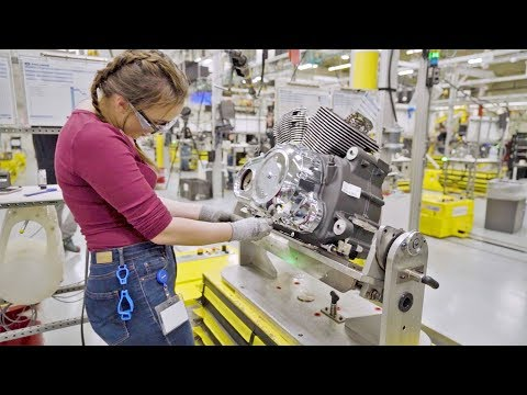 Inside Indian Motorcycle - Heart of the Motor