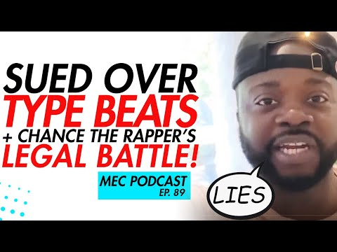 Type Beats Get You Sued? Producers, WTF? (MEC Podcast ep 89)