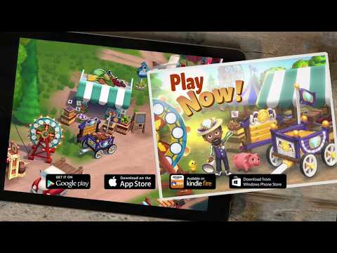 FarmVille 2: Country Escape Welcomes you to the County Fair!