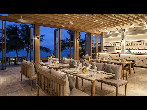 Seagrille Restaurant At CELES BEACHFRONT RESORT Koh Samui