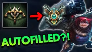 ADC to MASTERS! HOW DO I HANDLE BEING AUTOFILLED?! - League of Legends Commentary