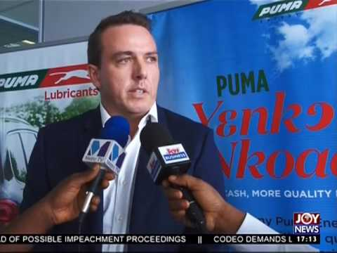 Oil Marketing Companies - BusinessLive on JoyNews (20-7-17)