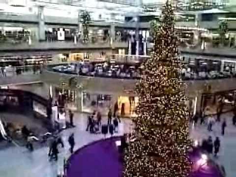Christmas in Hong Kong Central 2008 - Vlogging from Hong Kong