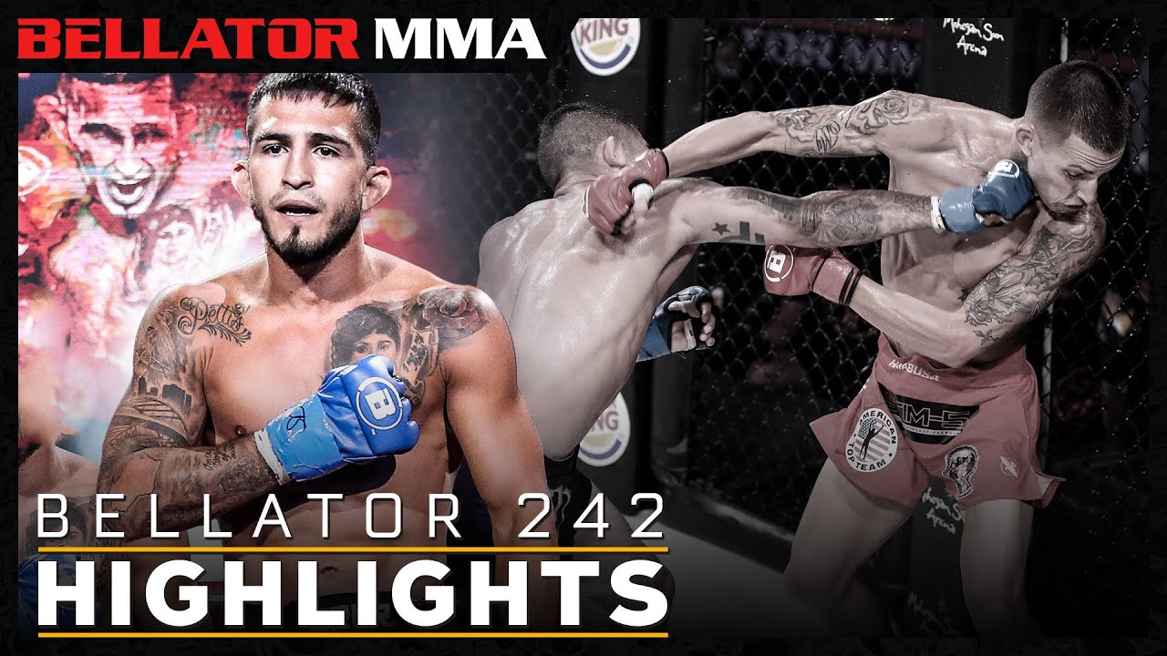 Highlights | Bellator 242: Bandejas vs. Pettis