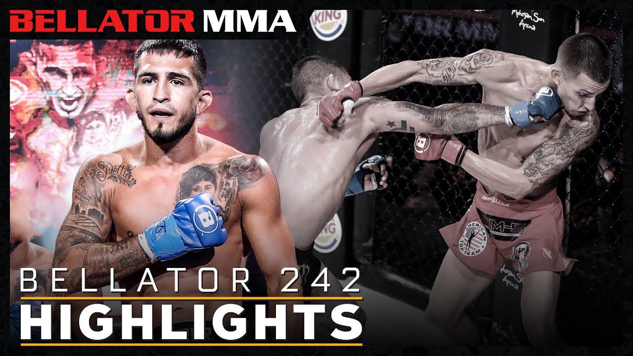 Highlights | Bellator 242: Bandejas vs. Pettis