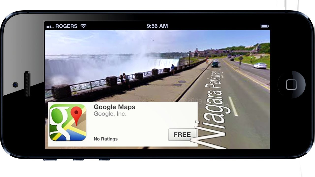 google street view iphone new maps app with view for iphone 14228