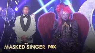 Ken Claims Night Angel Is Ciara | Season 3 Ep. 16 | THE MASKED SINGER