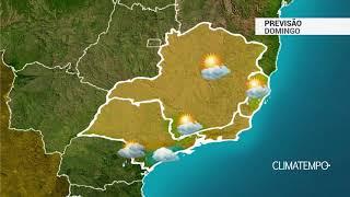 Previsão Sudeste - Sol forte e tempo firme predominam