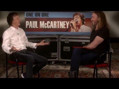 Q&A Paul McCartney with Tim Minchin
