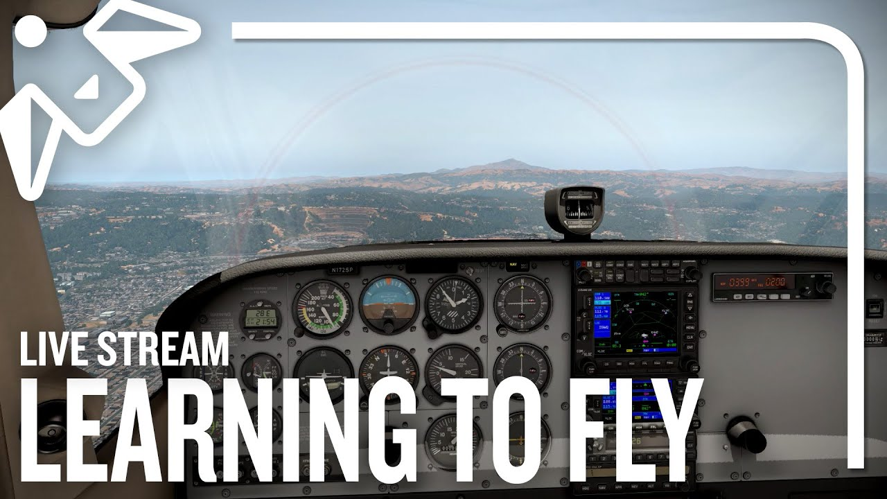 Learning to Fly With Flight Simulators