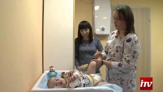 Смотреть видео тонус у малышей