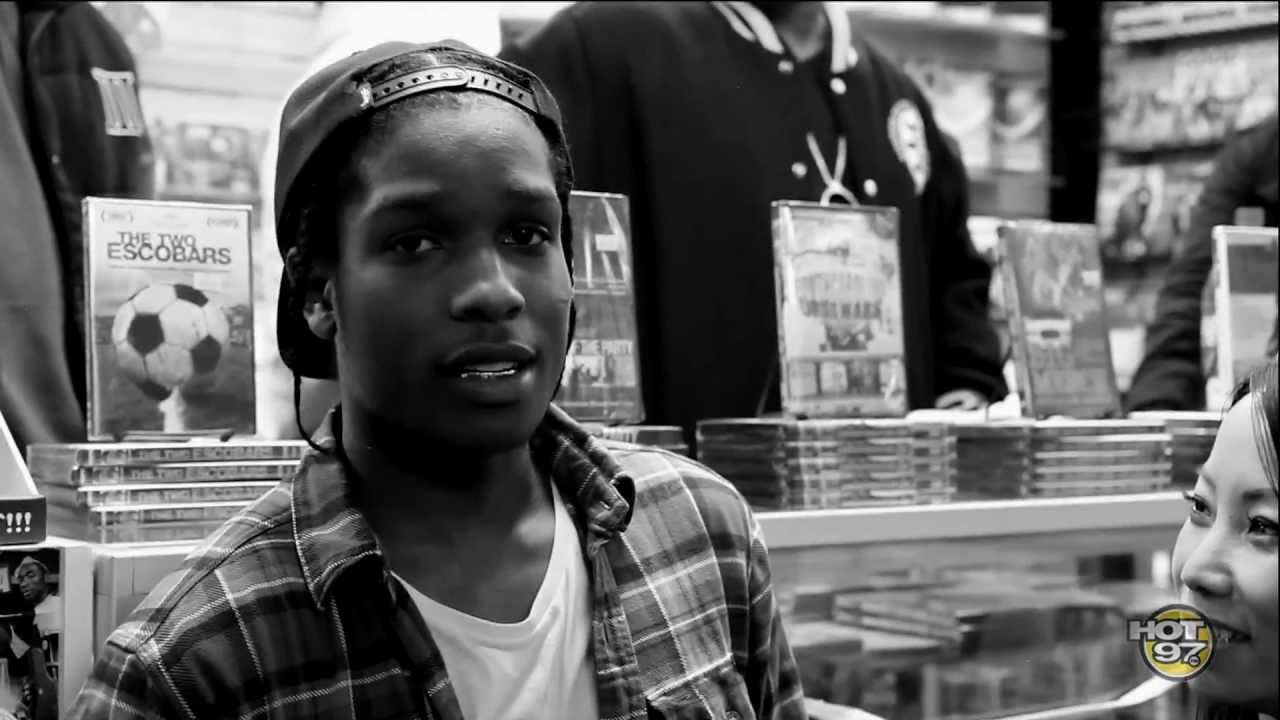 The Year Of ASAP: ASAP Rocky Recaps His Biggest Moments With Hot97's Miss  Info