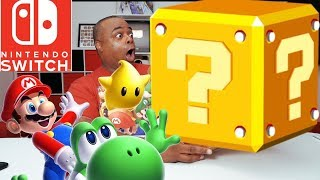 FINALLY! Another Nintendo MYSTERY Box!