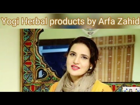Herbal & Organic Products by Arfa Zahid Entrepreneur | Business Online | Indus Yoga