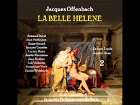 La belle Hélène : Act 1