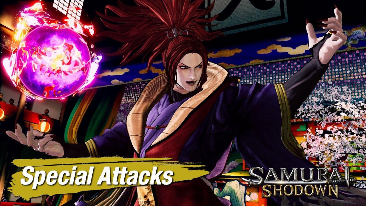 SHIRO TOKISADA AMAKUSA|Special Attacks